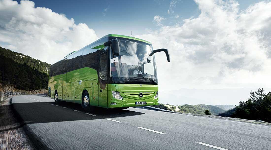 Автобус в Коблево