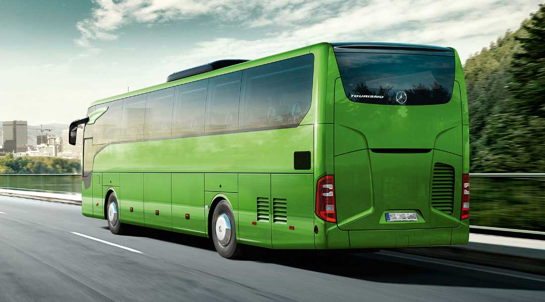 Автобус в Еоблево