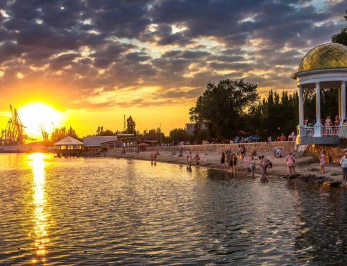 Отдых в Бердянске – комфортный и увлекательный