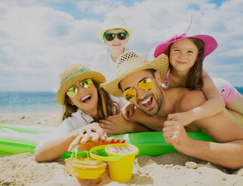 Отдых в Лазурном – недорогой семейный и молодежный курорт