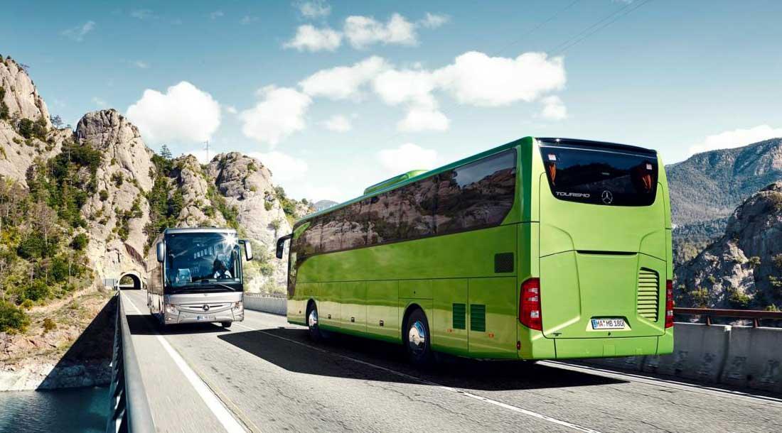 Что важно сделать перед поездкой на автобусе