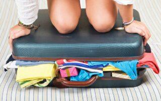 Как правильно собрать чемодан на отдых