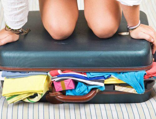 Как правильно собрать чемодан на отдых: 7 лайфхаков