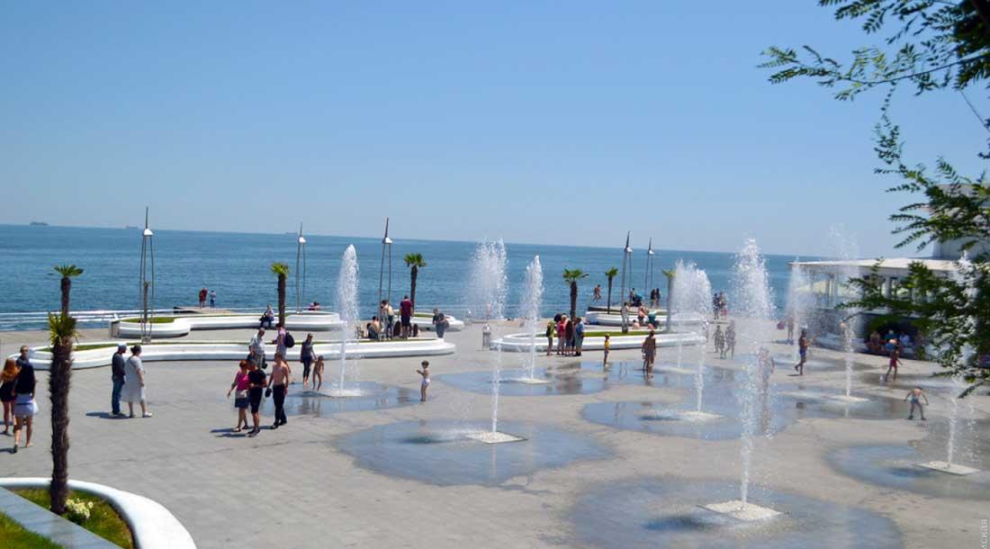 Одесса – украинский город-курорт